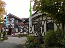 Landhotel Vierjahreszeiten, Bad Königshofen im Grabfeld