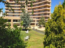 Hotel Vejo, Рейноса
