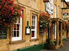 Redesdale Arms Hotel, Мортон-ин-Марш (рядом с городом Bourton on the Hill)