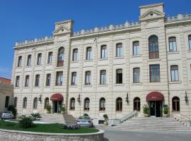 Hotel Ribera del Duero, Peñafiel (Curiel de Duero yakınında)