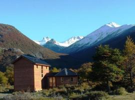 Casa Huemules, El Chalten (Lago San Martin yakınında)