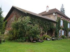 Maison De Massey, Passavant-la-Rochère (рядом с городом Martinvelle)