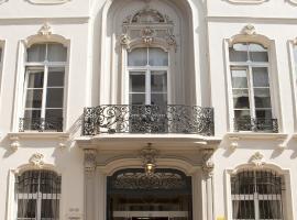 Hotel 'T Sandt, Anvers