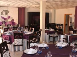 Hotel Rural Casa Ramiro, Cedrillas (Monteagudo del Castillo yakınında)