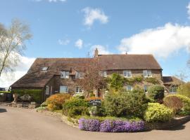 Steppes Farm Cottages, Monmouth (рядом с городом Llanfaenor)