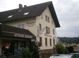 Hotel Strauss, Waldbronn (Karlsbad yakınında)
