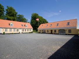 Munkebjerg Bed & Breakfast, Børkop (Brejning yakınında)