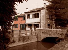Cornarorooms, Castelfranco Veneto (Vallà yakınında)