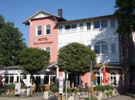 Hotel Zum Strandläufer, Ahrenshoop