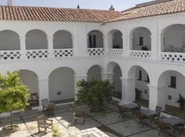 Hospederia Convento de la Parra, La Parra (рядом с городом Salvaleón)