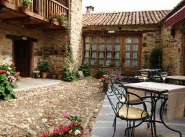 Casa Pepa Hotel Rural, Santa Colomba de Somoza (рядом с городом Quintanilla de Somoza)
