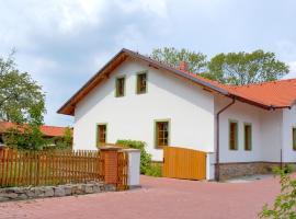 Hotel Na Statku Mirošov, Mirošov (Rokycany yakınında)
