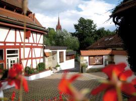 Hotel Hof 19 - Das charmante Ambienthotel, Heroldsberg (Eckental yakınında)