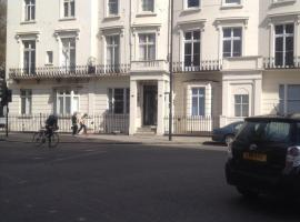 Central London Budget Hotel