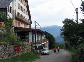 Hotel Terralta, Campelles