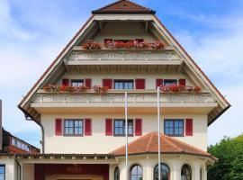 Landhotel RÖSSLE, Stimpfach (Crailsheim yakınında)