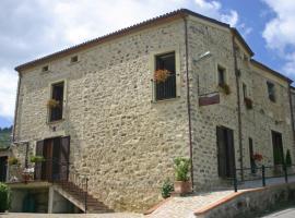 B&B Al Casalicchio, Foria (San Severino yakınında)