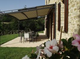 Agriturismo Paradiso 44, Assisi (Santa Maria Lignano yakınında)