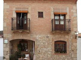 Casa Rural El Tenado, Aldea de Trujillo (рядом с городом Torrecillas de la Tiesa)