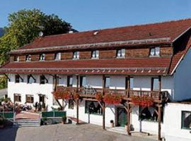 Hotel Winterl, Bernried (Grandsberg yakınında)