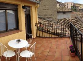Apartamentos Casa Rufino, Bolea (Plasencia del Monte yakınında)