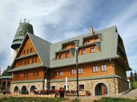Kramářova chata, Orličky