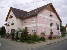 Hotel Kirchner, Tharandt (Klingenberg yakınında)