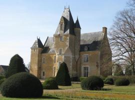 Chateau de la Balluere, Pirmil