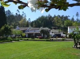 Quintal De Alem Do Ribeiro-Turismo Rural, Lousã