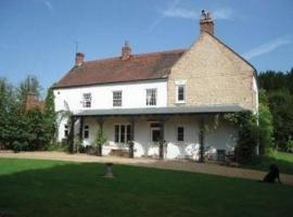 Brant House, Leadenham (рядом с городом Carlton le Moorland)