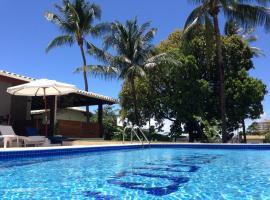 Hotel Pousada Salvador Paradise, Lauro de Freitas (Ipitanga yakınında)