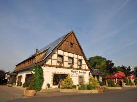 Hotel Dickenberg, Ibbenbüren (Mettingen yakınında)