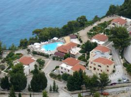 Milia Bay Hotel Apartments, Милия (рядом с городом Megali Ammos)