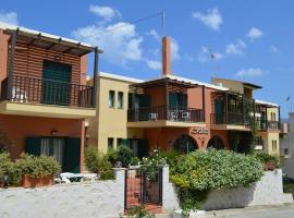 Erodios Apartments, Каливес