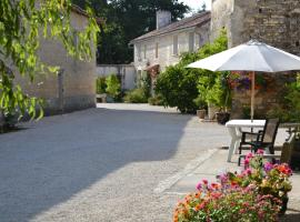 Le Moulin de Lusseau, Chef-Boutonne (рядом с городом Fontenille-Saint-Martin-d'Entraigues)