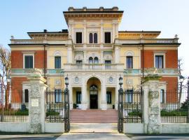Villa Belussi, Corte dei Cortesi (San Paolo yakınında)
