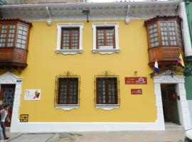 Casa Quinta Hotel Bogotá Centro