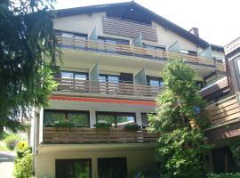 Hotel Salinenblick, Bad Orb (Wächtersbach yakınında)