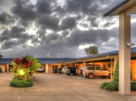 Tropixx Motel & Restaurant, Ingham (Orpheus Island yakınında)