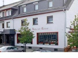 Hotel Klinkner, Emmelshausen (Bickenbach yakınında)