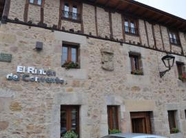 El Rincón Del Convento, Oña (Poza de la Sal yakınında)
