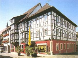 Hotel zum Lamm, Gundelsheim (Haßmersheim yakınında)