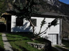 Villa Willi, Mesocco (рядом с городом Сан-Бернардино)