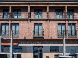 Hotel Simancas, Simancas (Castrodeza yakınında)