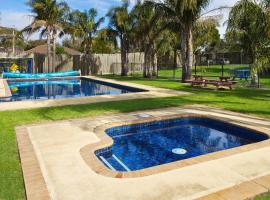 Carrum Downs Holiday Park and Carrum Downs Motel, Carrum Downs (Seaford yakınında)