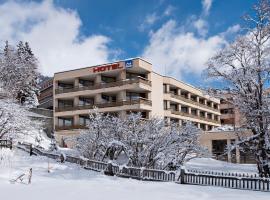 Quadratscha Alpenhotel, Samedan