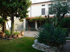 Casa Stefy, Montagnana (San Salvaro yakınında)