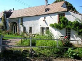 Gîtes Ermitage Saint Romble, Crézancy (рядом с городом Sens-Beaujeu)