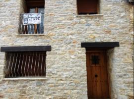 Apartamentos Ines, Valdelinares (Linares de Mora yakınında)