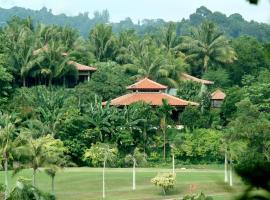 Tempat Senang Spa Resort & Restaurant, Секупанг